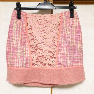 マーキュリーデュオ(MERCURYDUO)の新品 MERCURYDUO スカート(ミニスカート)