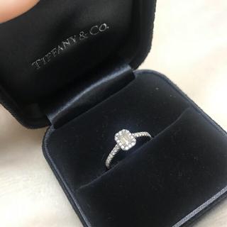 ティファニー(Tiffany & Co.)のティファニー   ダイヤリング 0.27ct(リング(指輪))