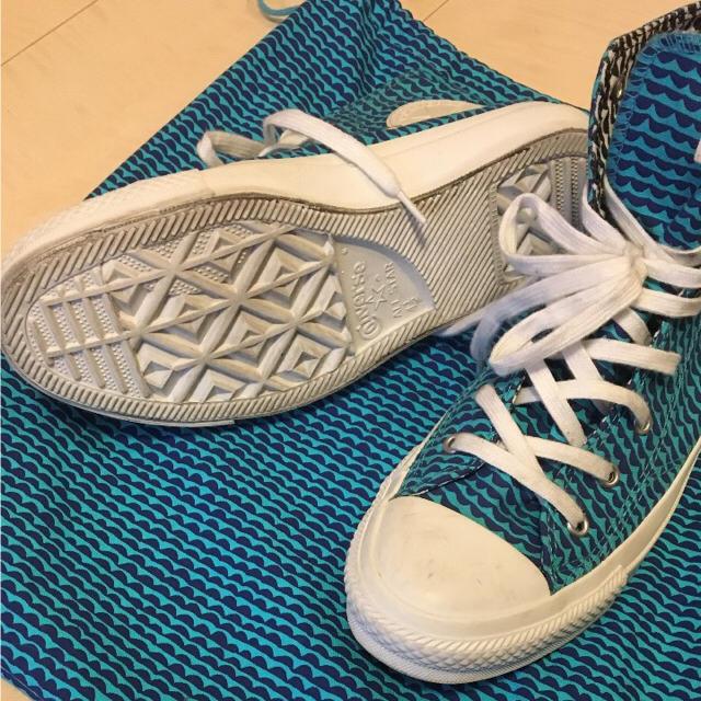 bb512a1a91fd marimekko(マリメッコ)の【再値下げ】CONVERSE ♡ marimekko マリメッコ レディースの靴