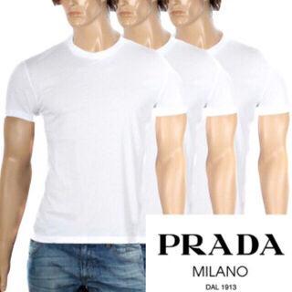 プラダ(PRADA)のプラダクルーネックTシャツ(その他)
