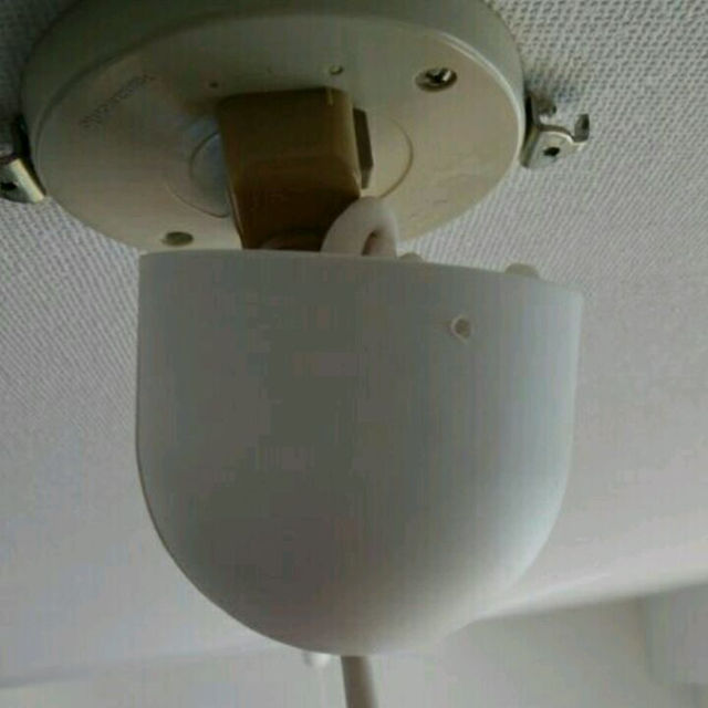 ACTUS(アクタス)のfleme product ホワイトマット ペンダントライト インテリア/住まい/日用品のライト/照明/LED(天井照明)の商品写真
