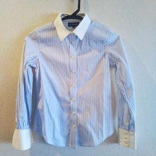 ラルフローレン(Ralph Lauren)の正規品 ラルフローレン 女子コットンシャツ 140(その他)