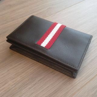 バリー(Bally)の定価16200円 美品 未使用 バリー 名刺入れ カードケース BALLY(名刺入れ/定期入れ)