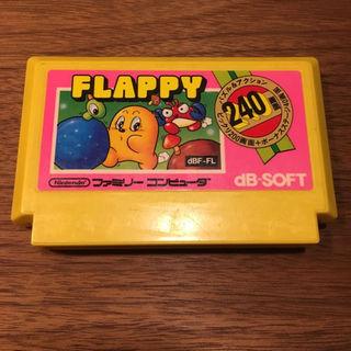 ファミリーコンピュータ(ファミリーコンピュータ)のFLAPPY(家庭用ゲームソフト)