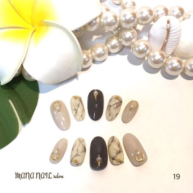 (19)新作⭐︎即発送可能⭐︎ コスメ/美容のネイル(つけ爪/ネイルチップ)の商品写真