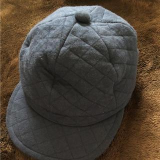 ムジルシリョウヒン(MUJI (無印良品))の無印 キッズ 帽子(帽子)