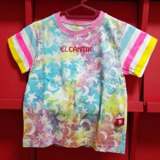 エルロデオ(EL RODEO)のエルロデオ ELRODEO 子供服 カラフルTシャツ(その他)