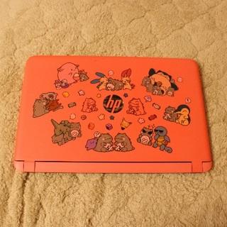 ヒューレットパッカード(HP)のHP ノートパソコン Core i5 フルHD かわいい(ノートPC)