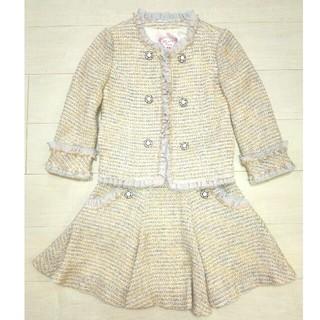 ♡アマリアローズ♡ツイードスーツ(スーツ)
