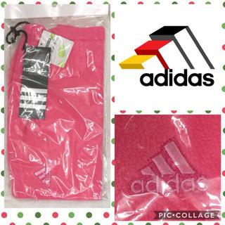 アディダス(adidas)のadidasネックウォーマー  ネックウォーマー  ゴルフウェア ランニング(ネックウォーマー)