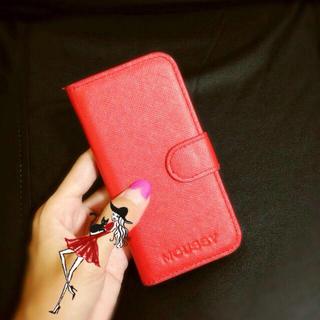 マウジー(moussy)のmoussy iPhone5/5sケース(モバイルケース/カバー)
