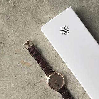 ダニエルウェリントン(Daniel Wellington)のDufa ドイツ製 腕時計(腕時計(アナログ))