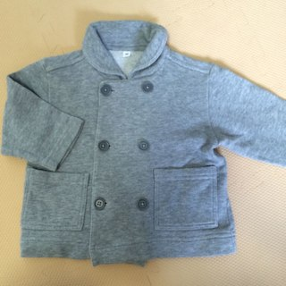 ムジルシリョウヒン(MUJI (無印良品))の無印良品 ジャケット 80 おまけ付き(その他)
