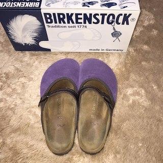 ビルケンシュトック(BIRKENSTOCK)のBIRKENSTOCK サンダル(サンダル)