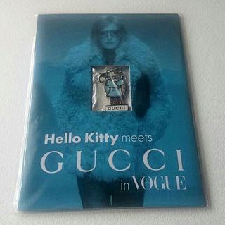 グッチ(Gucci)のGUCCI キティ コラボチャーム(チャーム)