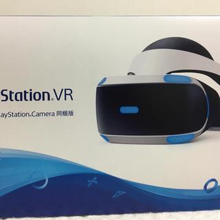プレイステーションヴィーアール(PlayStation VR)の新型PSVR  (家庭用ゲーム機本体)