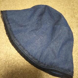 アナスイ(ANNA SUI)の再値下げ ANNA SUI デニムの帽子 ハット(ハット)