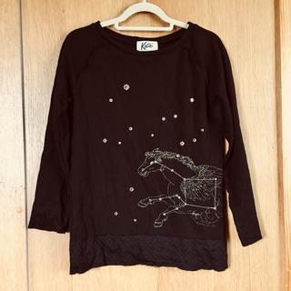 ケイティー(Katie)のKatie ロングTシャツ(Tシャツ(長袖/七分))