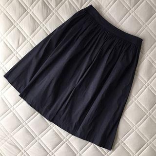 アルファキュービック(ALPHA CUBIC)のギャザースカート(ロングスカート)