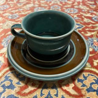 アラビア(ARABIA)の御成約品 / アラビア🇫🇮Meri メリ カップ&ソーサー(グラス/カップ)