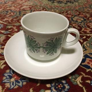 アラビア(ARABIA)の御成約品/北欧アラビア🇫🇮Kieloカップ&ソーサー(グラス/カップ)