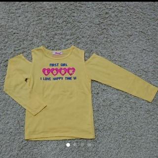 イングファースト(INGNI First)のイング ファースト キッズ 120 - 130(Tシャツ/カットソー)