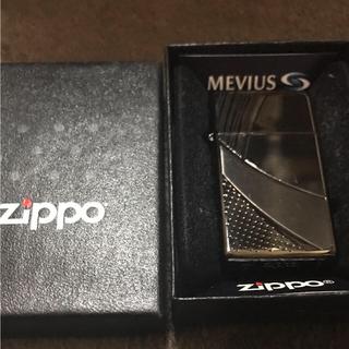 ジッポー(ZIPPO)のジッポーメビウス ブラック ZIPPO   (タバコグッズ)