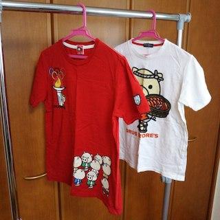 ドラッグストアーズ(drug store's)のdrugstores(ドラッグストアーズ)のシャツ二枚(その他)