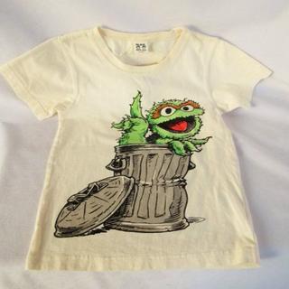 セサミストリート(SESAME STREET)のセサミストリート♪新品120cm★オスカー Tシャツ♪綿100%(Tシャツ/カットソー)