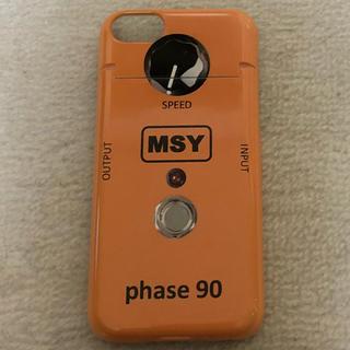 マウジー(moussy)のiPhone7ケース(iPhoneケース)