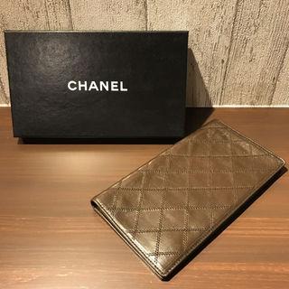 シャネル(CHANEL)のCHANEL 長財布(その他)