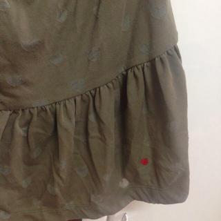 ラフ(rough)のハートパラダイス スカート(ミニスカート)