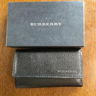 バーバリー(BURBERRY)の新品 バーバリーキーケース(キーケース)