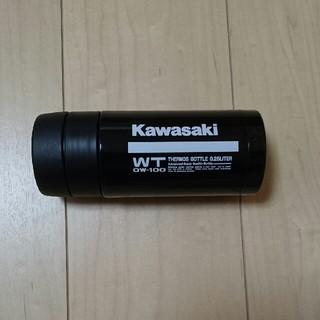 カワサキ(カワサキ)の【非売品】KAWASAKI ステンレスサーモボトル 250ml(車種別パーツ)