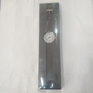 ムジルシリョウヒン(MUJI (無印良品))の新品未開封 無印良品 腕時計・公園の時計・大(腕時計)