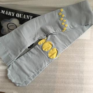 マリークワント(MARY QUANT)のMARY QUANT タイツ 新品未使用(タイツ/ストッキング)