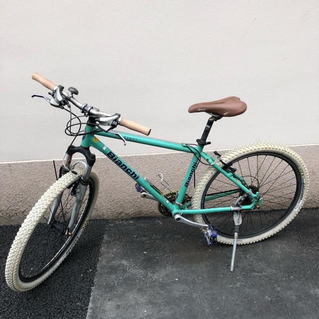 クロス バイク ビアンキ