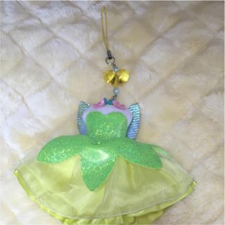 ディズニー(Disney)の☆特別大セール☆Disney ティンカーベル ドレスストラップ(ストラップ)