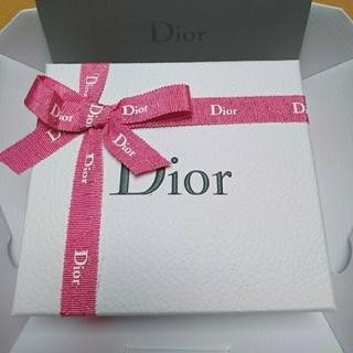 ディオール(Dior)のDior ギフトケース 限定 リボン   (ミスディオール スペシャルラッピング(その他)