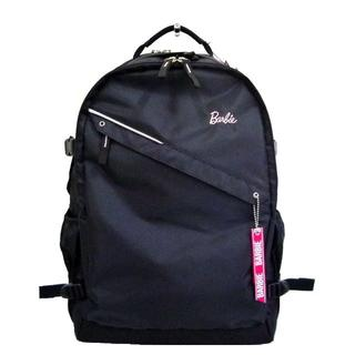バービー(Barbie)の20%OFF/送料込■ACE製《バービー》通学用リュックサックM 黒■タウン用(リュック/バックパック)