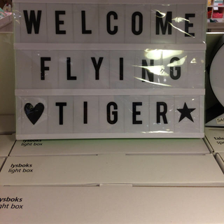 Flying Tiger Copenhagen