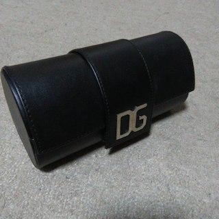 ドルチェアンドガッバーナ(DOLCE&GABBANA)のDG 未使用黒ポーチ(その他)