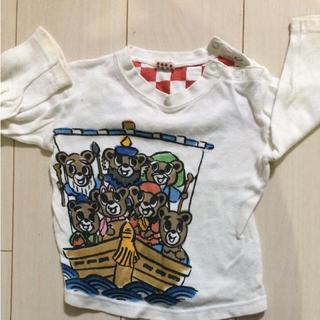 ムージョンジョン(mou jon jon)のこぐま ロンT(Tシャツ)