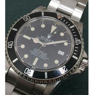ロレックス シードゥエラー SEAD-WELLER 16660 フチなし(腕時計(アナログ))