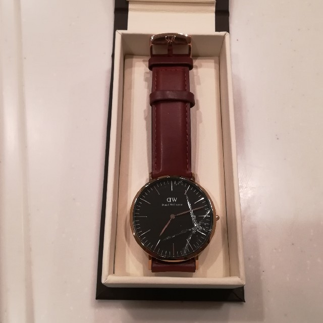 Daniel Wellington(ダニエルウェリントン)の☆CAN☆様専用 メンズの時計(レザーベルト)の商品写真