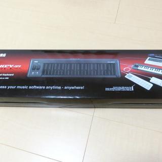 コルグ(KORG)の【ほぼ未使用品】microKEY-37(MIDIコントローラー)