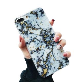インテリアみたいな携帯ケース💎iPhone8 大理石 3色展開(iPhoneケース)