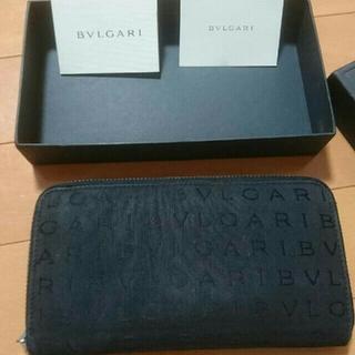 ブルガリ(BVLGARI)のwgn様専用BVLGARI 長財布 ラウンドファスナー(長財布)