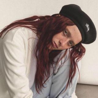 ステューシー(STUSSY)のはなちやん様専用♡STUSSY♡ハンチングベレー帽(ハンチング/ベレー帽)