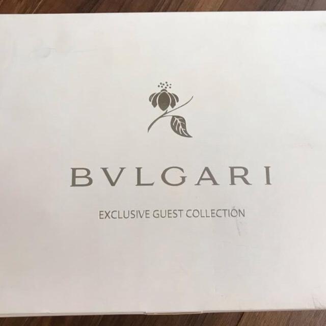 BVLGARI(ブルガリ)のブルガリ バス用品 石鹸等 コスメ/美容のボディケア(ボディソープ / 石鹸)の商品写真